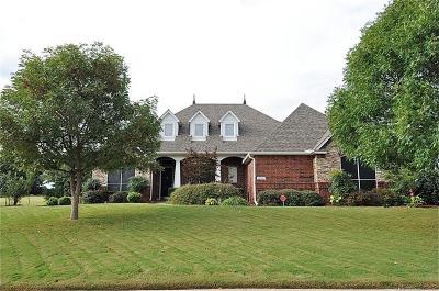 Bixby Single Family Home For Sale: 14822 S 52nd East Avenue