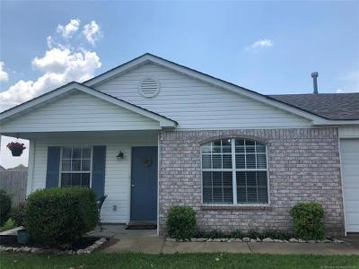 Owasso Single Family Home For Sale: 15002 E 89th Place North
