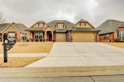 Bixby Single Family Home For Sale: 14709 S Urbana Avenue