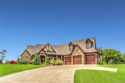 Broken Arrow Single Family Home For Sale: 12531 S 198th Avenue E