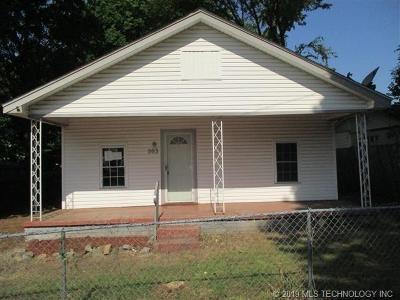Poteau OK Single Family Home For Sale: $37,500