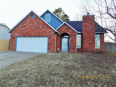 Bixby Single Family Home For Sale: 11102 S 108th East Place