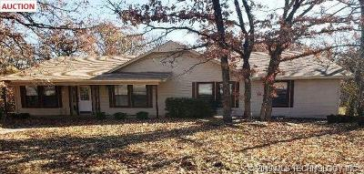 Skiatook Single Family Home For Sale: 19225 Javine Hill Road