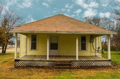 Wagoner Single Family Home For Sale: 701 SE 4th Street SE