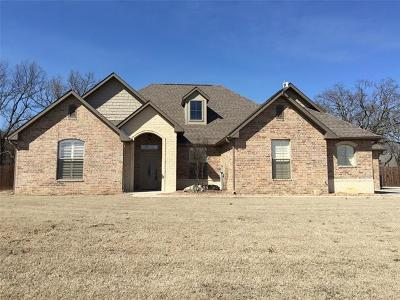 Ada Single Family Home For Sale: 11240 County Road 1518