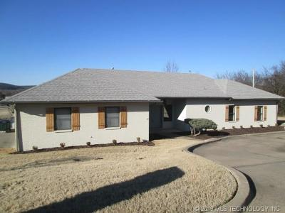 Fort Gibson Single Family Home For Sale: 508 Pecan Ridge Road