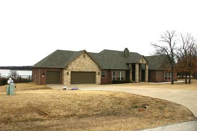 Sand Springs Single Family Home For Sale: 242 S 257th West Avenue
