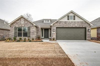 Sand Springs Single Family Home For Sale: 5417 Skylane Drive