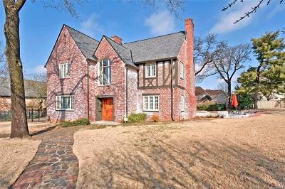 Tulsa Single Family Home For Sale: 1785 E 31st Street