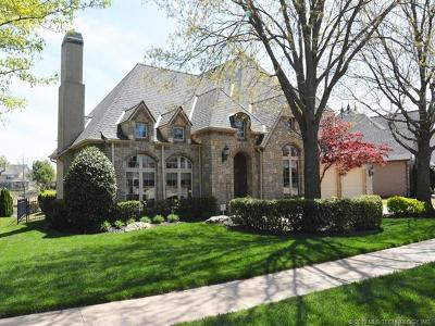 Jenks Single Family Home For Sale: 12223 S Ash Avenue