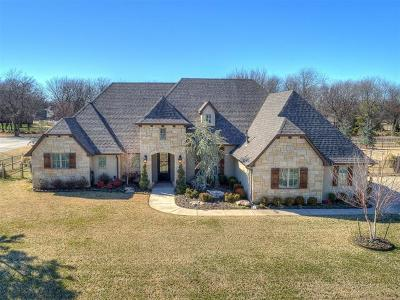 Owasso Single Family Home For Sale: 6910 N 194th East Avenue