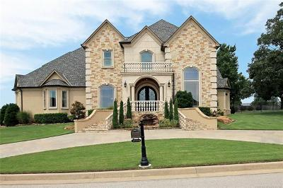 Jenks OK Single Family Home For Sale: $1,190,000