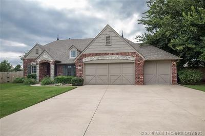 Owasso Single Family Home For Sale: 8348 N 67th East Avenue