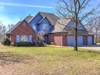 Sand Springs Single Family Home For Sale: 17374 W 60th Street