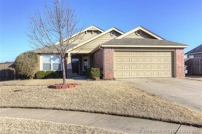 Coweta Single Family Home For Sale: 12305 S 272nd East Avenue