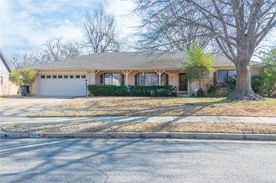 Tulsa Single Family Home For Sale: 5317 S 73rd East Avenue