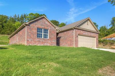 Sand Springs Single Family Home For Sale: 4714 S Linwood Drive