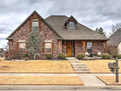 Jenks Single Family Home For Sale: 2011 W 109th Court S