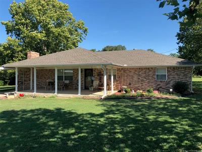 Ada Single Family Home For Sale: 12610 State Highway 3w Highway