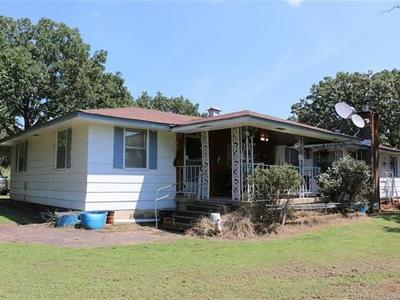 Sallisaw Single Family Home For Sale: 102769 S 4680 Road