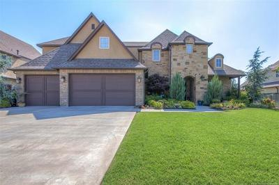 Tulsa Single Family Home For Sale: 10723 S 96th East Avenue