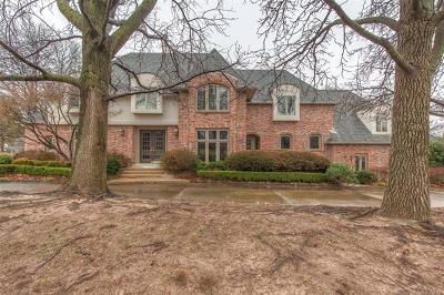 Tulsa Single Family Home For Sale: 3616 E 97th Street