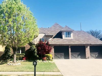 Bixby Single Family Home For Sale: 7313 E 111th Place