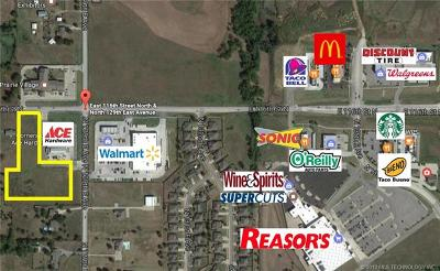 Owasso Residential Lots & Land For Sale: E 116th Street