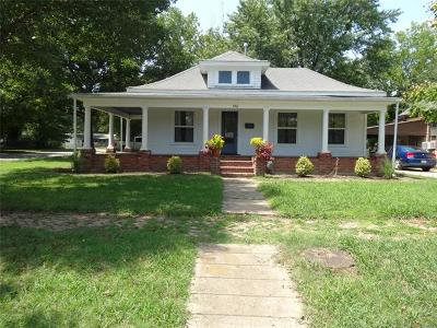Nowata Single Family Home For Sale: 548 S Pine Street