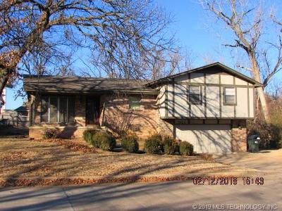 Sapulpa Single Family Home For Sale: 1023 Teresa Avenue