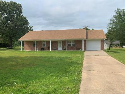 Stigler Single Family Home For Sale: 305 NW K. Street
