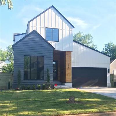Tulsa Single Family Home For Sale: 1044 E 37th Place