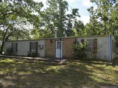 Cookson OK Single Family Home For Sale: $110,000