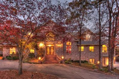 Tulsa Single Family Home For Sale: 10601 S Louisville Avenue