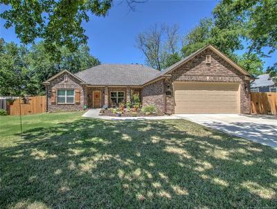 Sapulpa Single Family Home For Sale: 514 S Muskogee Street