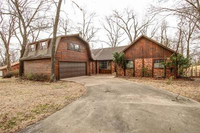 Tahlequah Single Family Home For Sale: 330 Hickory Drive