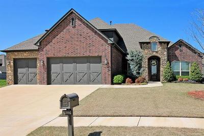 Tulsa Single Family Home For Sale: 4384 S 172nd East Avenue