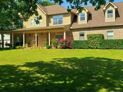 Creek County Single Family Home For Sale: 8312 S 56th West Avenue