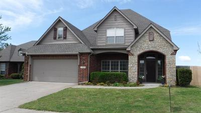 Jenks Single Family Home For Sale: 11806 S Sycamore Street