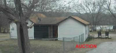 Claremore Single Family Home For Sale: 13912 E Hwy 20