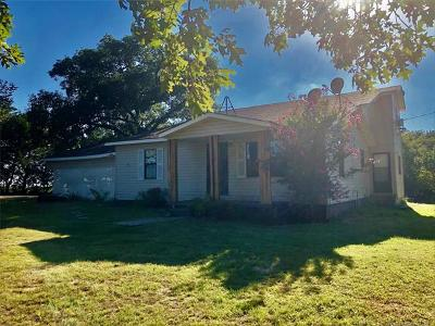 Ada Single Family Home For Sale: 8100 County Road 1500