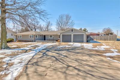 Nowata Single Family Home For Sale: 142 S Mississippi Street