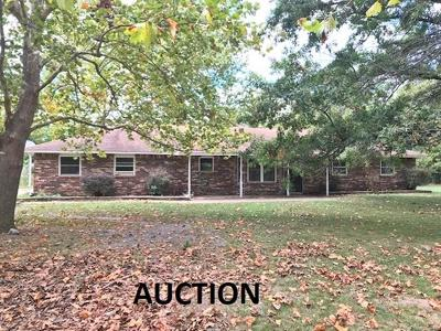 Muskogee Single Family Home For Sale: 5441 S 7th Street E