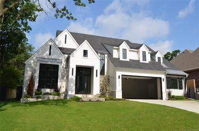 Tulsa Single Family Home For Sale: 3536 S Wheeling Avenue