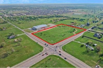 Owasso Residential Lots & Land For Sale: Garnett Avenue