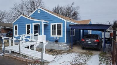Ada Single Family Home For Sale: 716 W 12th Street