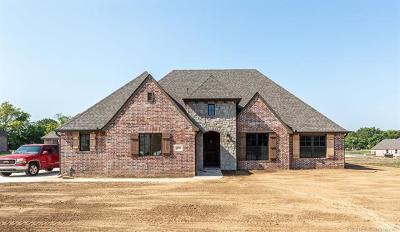 Owasso Single Family Home For Sale: 19800 E Rocky Court