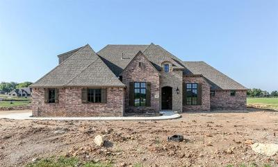 Owasso Single Family Home For Sale: 19550 E Slate Drive