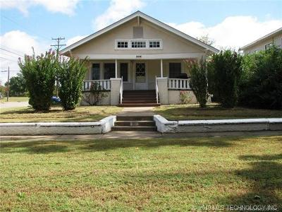 Bartlesville Single Family Home For Sale: 800 S Osage Avenue