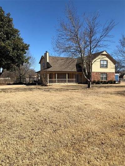 Single Family Home Sold: 6511 N 130th East Avenue